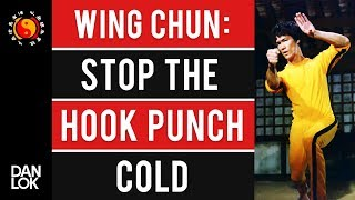 Stop The Hook Punch Cold - Wing Chun