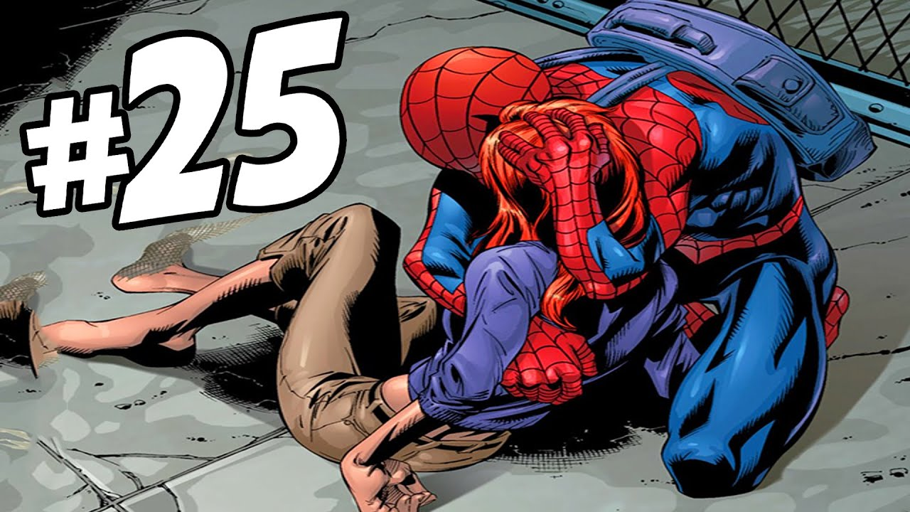 Ultimate spider man comic - photo#26