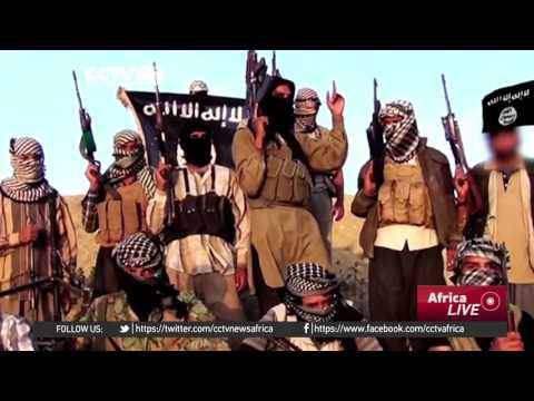 Islamic State grows influence in Africa