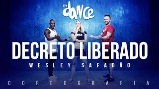 Decreto Liberado  - Wesley Safadão | FitDance TV (Coreografia) Dance Video
