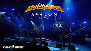 """Gamma Ray """"Avalon"""" - Official Live Video - New album """"30 Years Live Anniversary"""" out now"""
