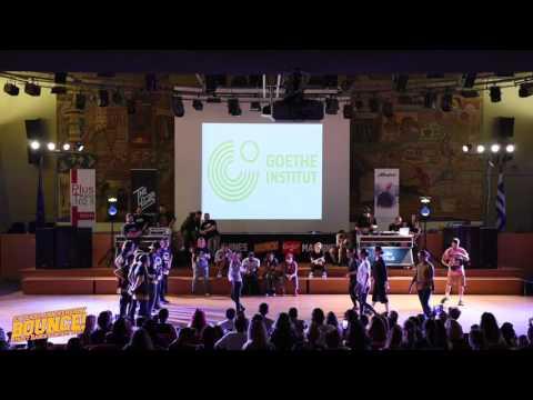 Street Warriorz (Drama) VS I.F.R.G. (Thessaloniki) - Street Fighters 2017 Semi Final
