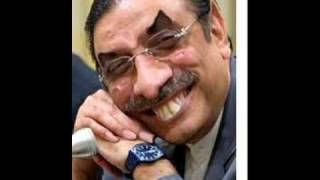zardari funny pics