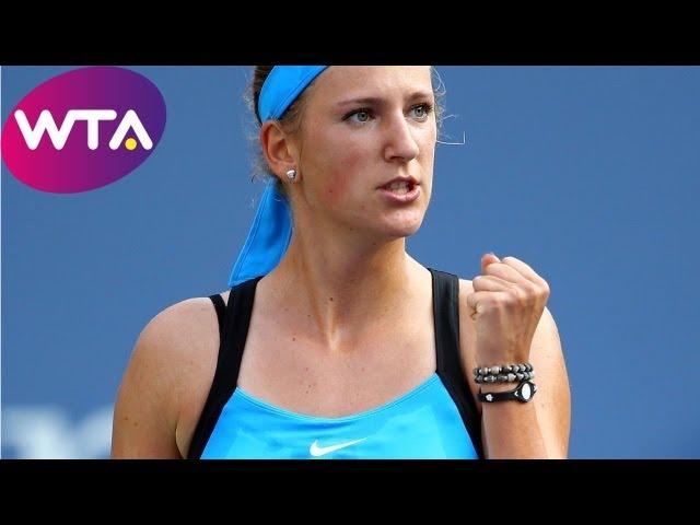 Victoria Azarenka qualifies for the 2011 TEB BNP Paribas WTA Championships in Istanbul