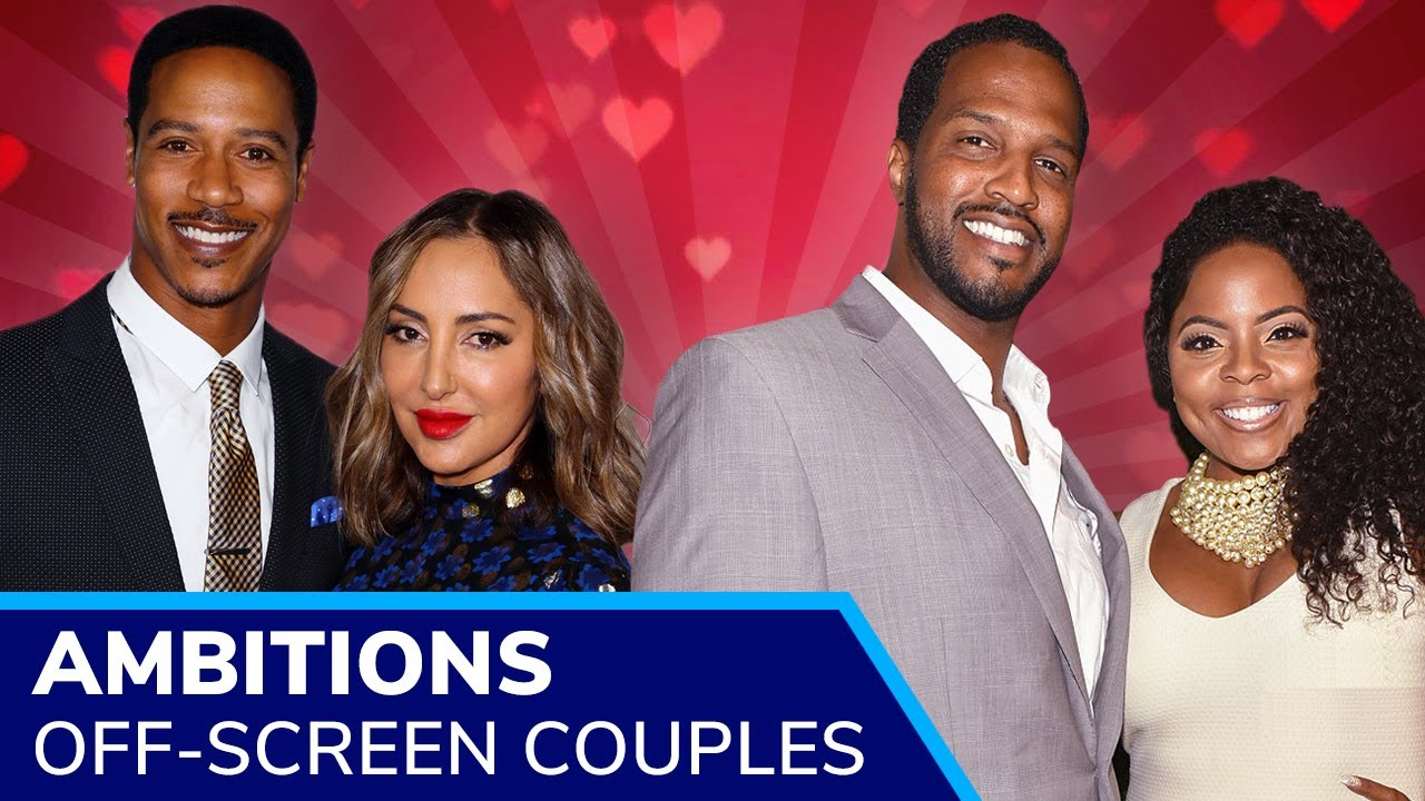 Download AMBITIONS Cast Real Life Couples ❤️