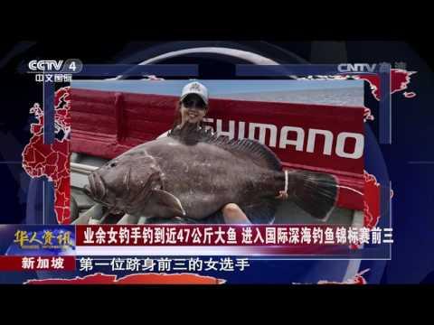 《华人世界》 20170529 | CCTV-4