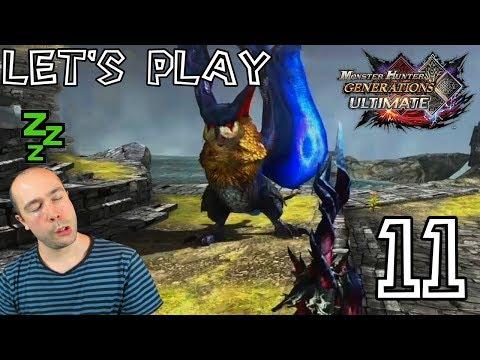 Let's Play Monster Hunter Generations Ultimate - #11: Malfestio, Rathian et 10 Grand champignons ! thumbnail