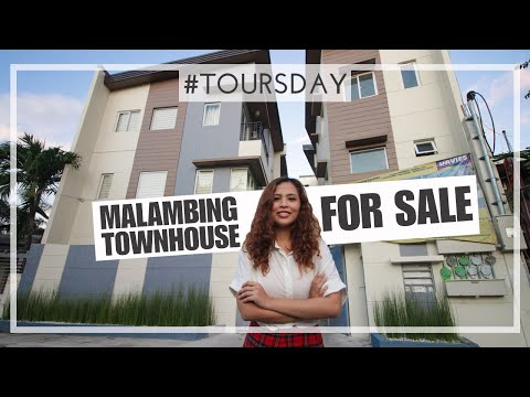 Townhouses for Sale in Quezon City: Malambing Townhouses [ID: TW1]