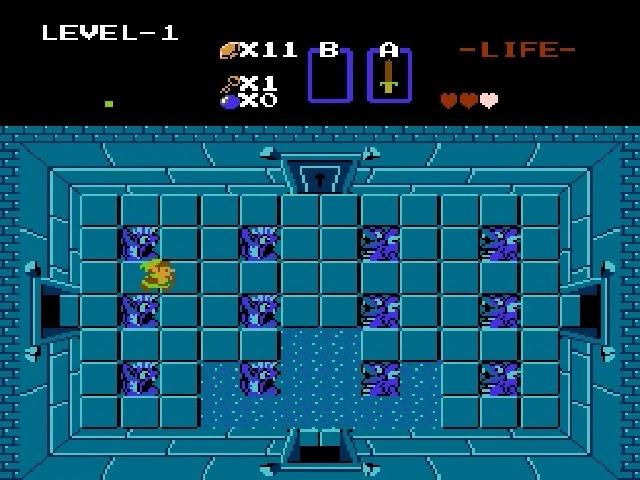 Jouez à The Legend of Zelda sur Nintendo NES grâce à nos bartops et consoles retrogaming