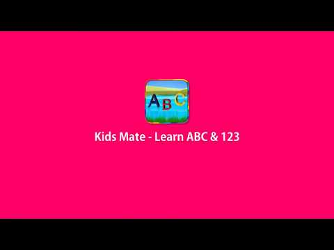 Kids Mate - Learn ABC & 123 – Apps bei Google Play