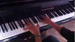 Кипелов я свободен на рояле
