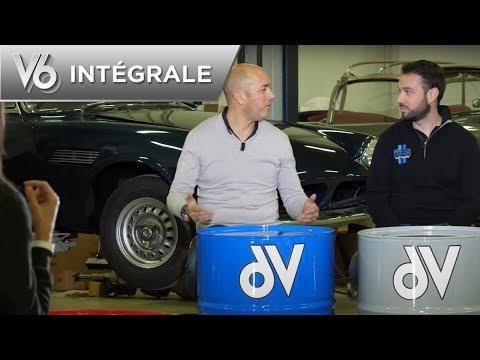 V6 intégrale (janvier 2018)