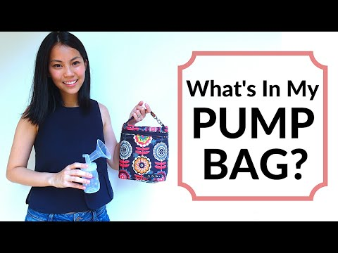 What's In My Pump Bag? | BabyScoops