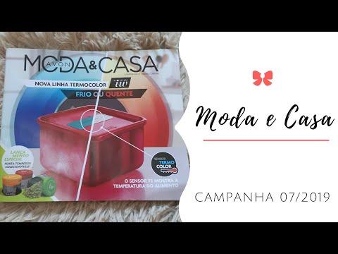 MODA E CASA AVON | CAMPANHA 07/2019