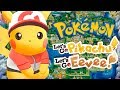 Top 5 Things in Pokemon Let's Go Pikachu & Eevee!