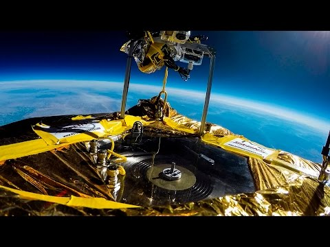 Icarus Craft Makes History: First Phonographic Record Played In Space Complete Mission