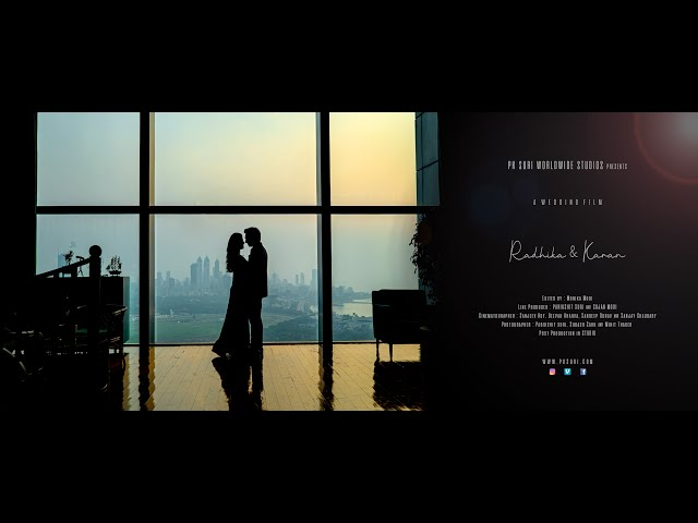 Wedding Films | Radhika and Karan | PK Suri Worldwide Studios
