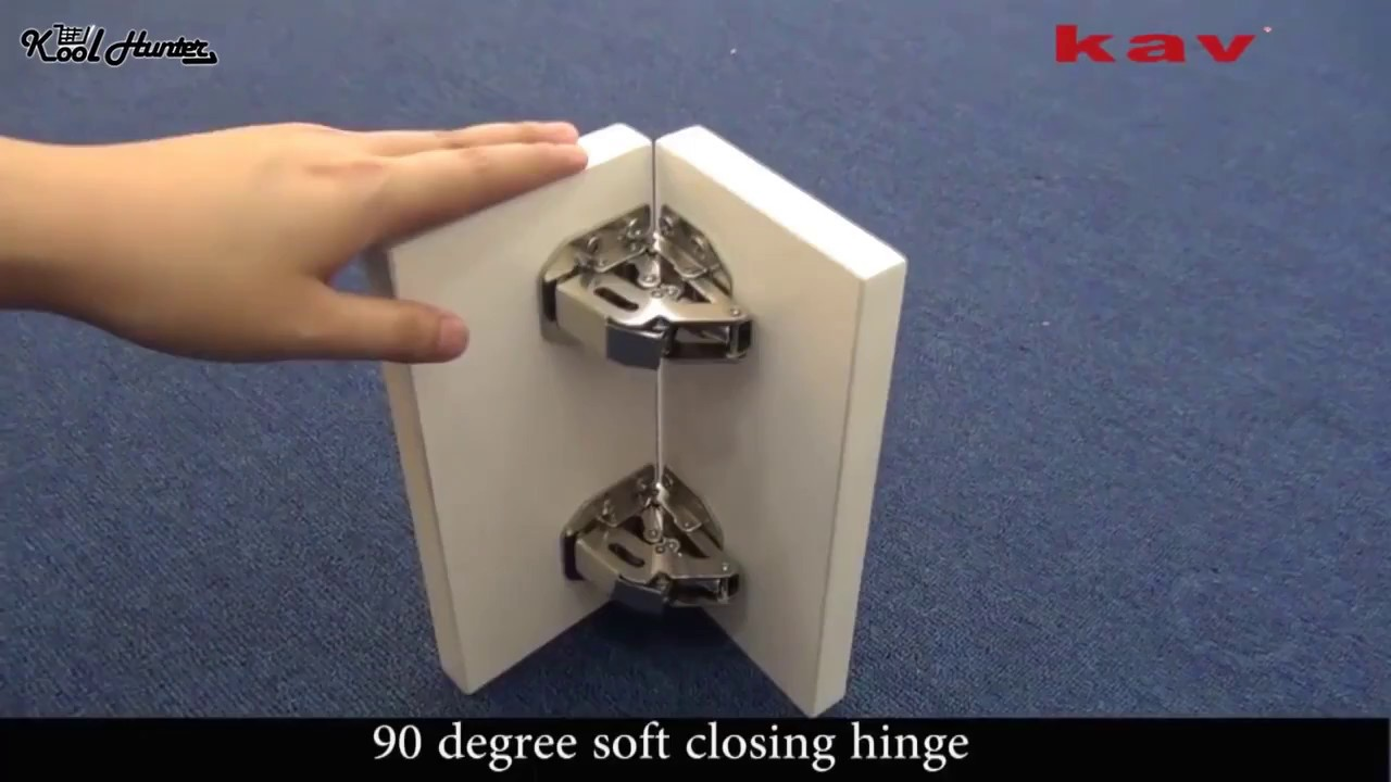 90 Degree 3 Inch No Drilling Hole Cabinet Hinge Bridge