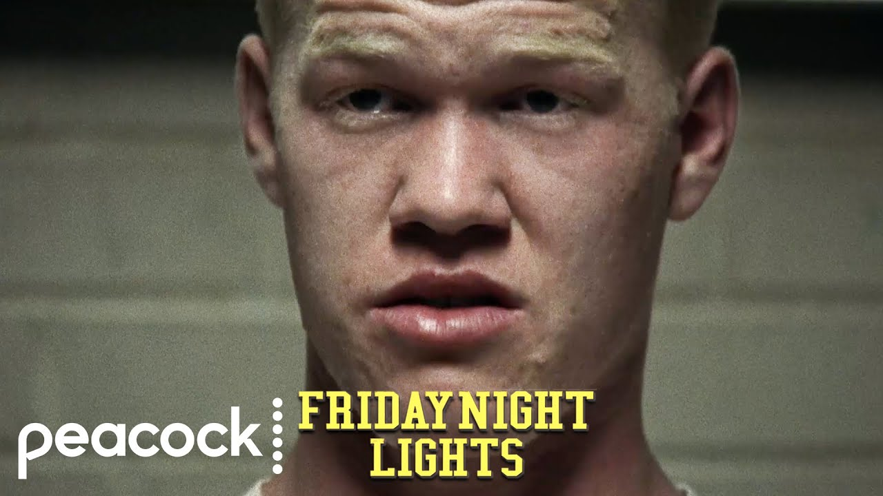 Landry's Confession   Friday Night Lights