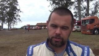 Maicol Souza   Apoio sábado   Rally de Erechim 2017