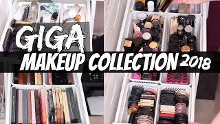 GIGA MAKEUP COLLECTION 2018 - Eveline Karlsen