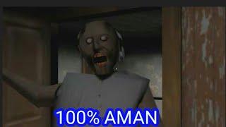 GRANNY HOROR GAME. 3 Tempat yang aman untuk bersembunyi 100% AMAN!!! Special 10 subscriber...
