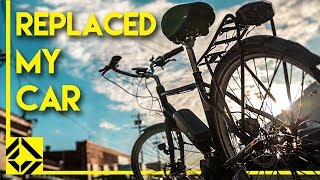 I Replaced my Car with an Electric Bike for One Week... Here