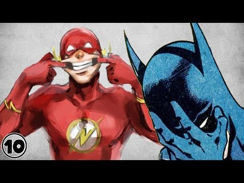 Top 10 Superheroes Who Annoy Batman The Most