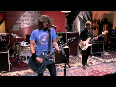 Foo Fighters - 4. White Limo (LIVE @ Studio 606)