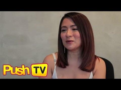 Push TV: Antoinette Taus, gustong makatrabaho muli ang kanyang 'Patayin sa Sindak si Barbara' family