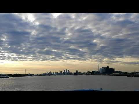 Thames Ferry crossing - Woolwich Ferry