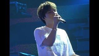 [HD] 2018.07. 고베 김재중 콘서트 이벤트 コブクロ - '蕾' Live.