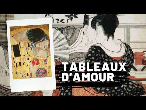 les plus beaux tableaux d 39 amour i repro youtube. Black Bedroom Furniture Sets. Home Design Ideas