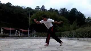 LuLa Capoeira C.D.O Projeto Axé Aruanda