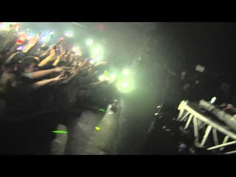 SKRILLEX - CINEMA IRL LIGHT CHOIR @ MUSIC HALL WILLIAMSBURG - 2.11.2014