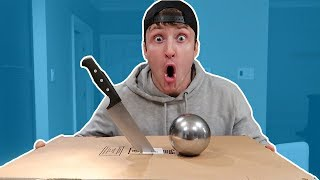 IMPOSSIBLE TO CONTROL BALL CHALLENGE!