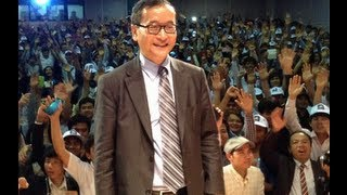 Khmer Worker at Korea supports Sam Rainsy