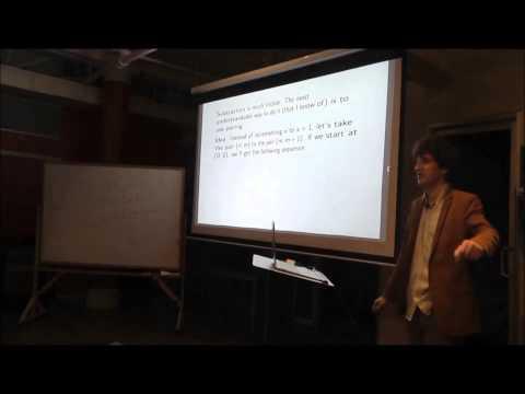 Lambda Calculus by Dustin Mulcahey