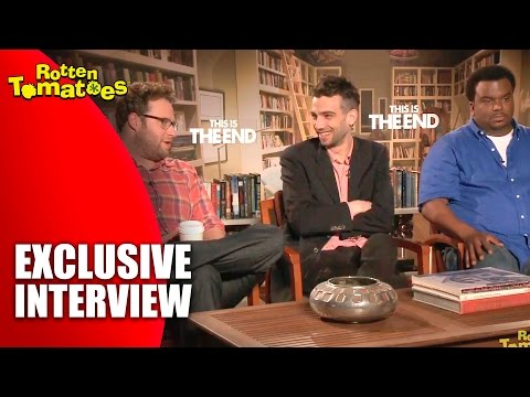 Seth Rogen Owns Nunchucks & Jay Baruchel Smells Great