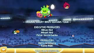 Angry Birds Seasons (End Credits) Pt 1-3