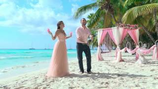Свадьба на острове Саона ( Доминиканская Республика ) Доминикана-ТВ(, 2016-03-26T07:31:14.000Z)