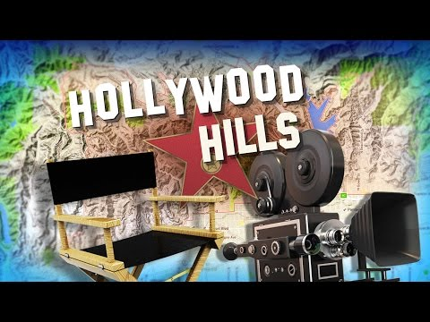 The Hollywood Hills: Where Celebs Go After the Party