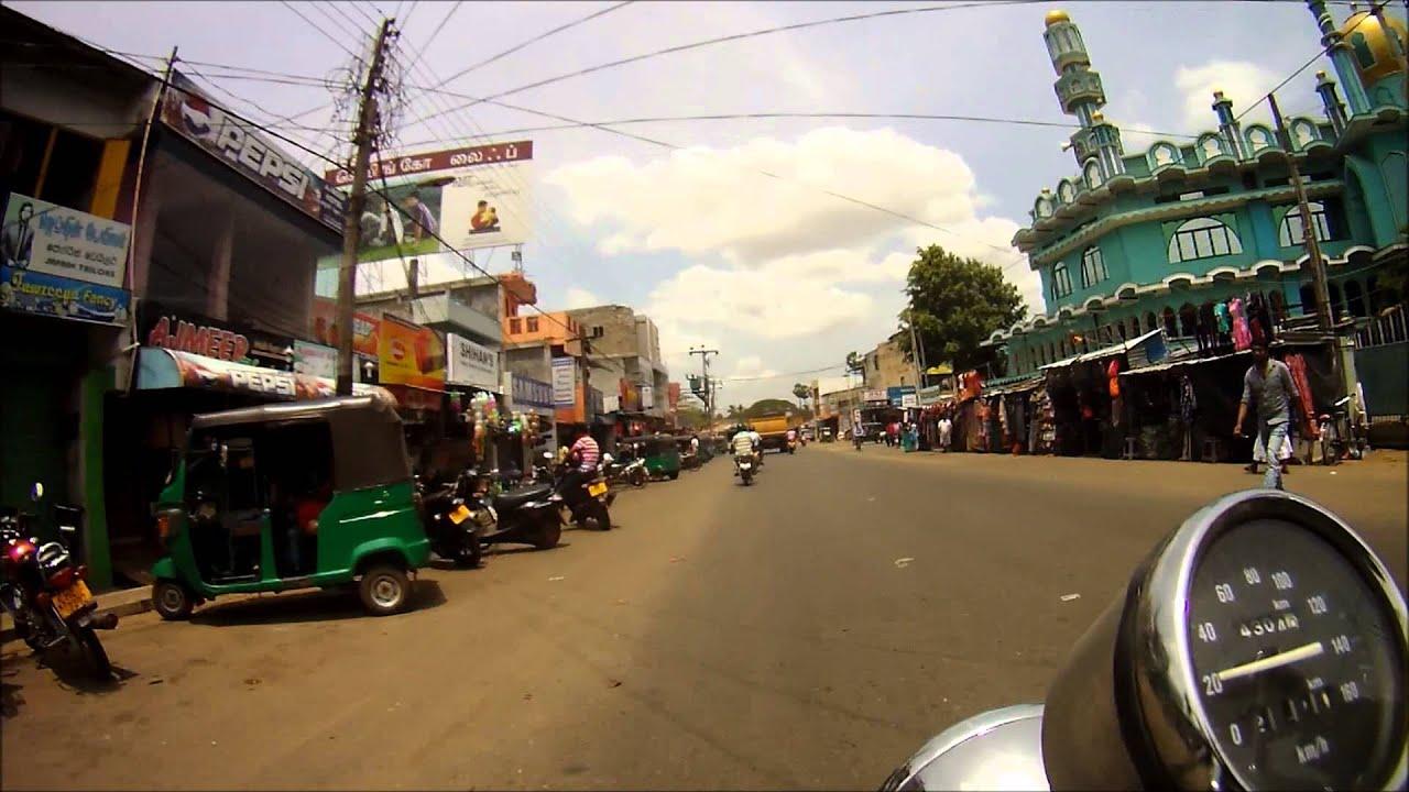 Vavuniya Sri Lanka  city photos : Sri Lanka Road Trip Vavuniya YouTube