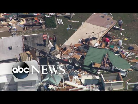 Carolinas reel from the wrath of Hurricane Dorian | ABC News