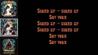 "Def Leppard - ""Excitable"" | Lyrics | HQ Audio"