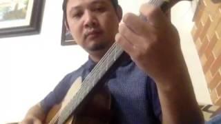 Mắt lệ cho người - Lê Hùng Phong - Guitar Solo
