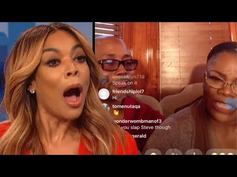 """Mo'Nique & Sidney Shade TF Out Of Wendy Williams """"Open Relationship"""""""