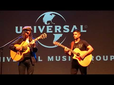 JP Cooper live - convention Universal Music group - She