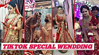 Best TikTok  Sagai Dance video | Sona Kitna Sona hai | Couple| Aash-Ish Mittal tiktok wedding video