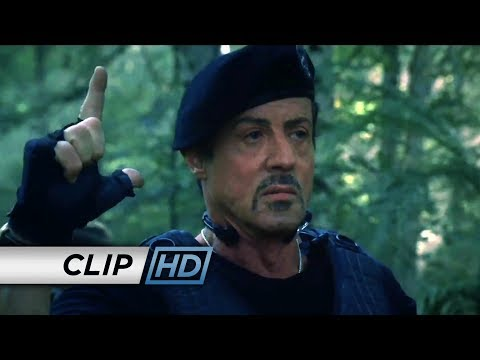 The Expendables 2 (2012) - Ain't It Cool News Exclusive Clip Debut